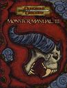Monster Manual III (Dungeons & Dragons Supplement)
