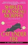Cat Under Fire (Joe Grey, #2)