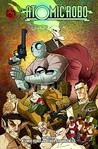 Atomic Robo and Other Strangeness (Atomic Robo, #4)