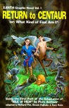 Return to Centaur (Xanth Graphic Novel, Vol 1)