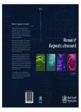 Manual of diagnostic ultrasound - World Health Organization