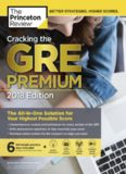 Cracking the GRE Premium 2018 Princeton Review