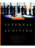 Internal Auditing - Assurance and Advisory Services 4th Edition