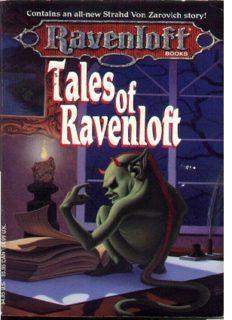 Ravenloft - Tales of Ravenloft - Thomsen, Brian M