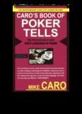 +Mike Caro - Caros Book of Poker Tells