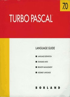 Turbo Pascal 7 language