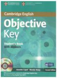 Cambridge English Objective Key Student Book With Answers