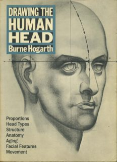Drawing the Human Head (Practical Art Books)