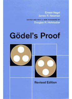 Godel's Proof, Revised Edition
