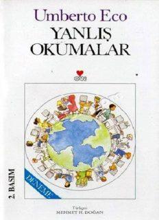 Yanlış Okumalar - Umberto Eco