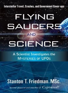 Flying Saucers and Science - with the foreword of Edgar Mitchell