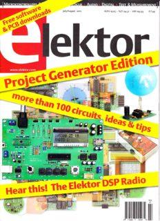 Elektor #403 - July Elektor #404 - August 2010.pdf