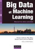 Big data et machine learning : manuel du data scientist