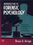 Introduction to Forensic Psychology - B. Arrigo