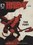 Hellboy The Fury #1 Mike Mignola Cover