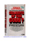 Chariots of the Gods - In Search of Ancient Aliens