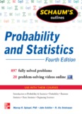 Schaum's Outlines of Probability and Statistics