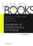 Handbook of the Economics of Finance SET:Volumes 2A & 2B, Corporate Finance and Asset Pricing
