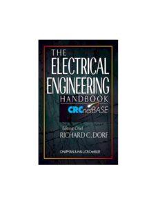The Electrical Engineering Handbook on CD-ROM