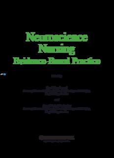 Neuroscience Nursing Evidence-Based Practice