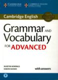 Grammar and Vocabulary for Advanced Book with Answers