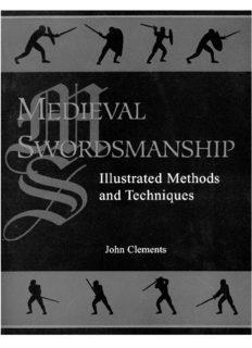 Medieval Swordsmanship - John Clements - Paladin Press.pdf