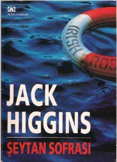 Şeytan Sofrası - Jack Higgins