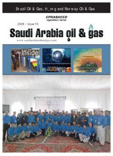 Saudi Aramco's Dominique Guérillot spoke to Saudi Arabia Oil and Gas about the company's ...