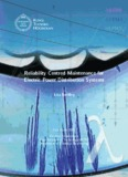 Reliability-centred maintenance for electric power distribution systems