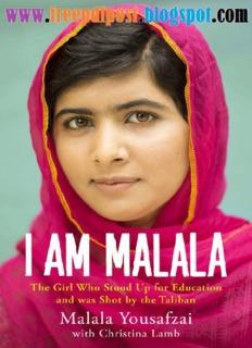 I Am Malala full text