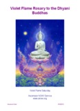 Violet Flame Rosary to the Dhyani Buddhas