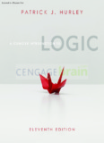A Concise Introduction to Logic 11th ed.