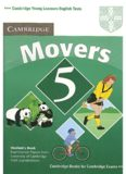 Cambridge Young Learners English Tests Movers 5 Student Book: Examination Papers from the University of Cambridge ESOL Examinations (No. 5)