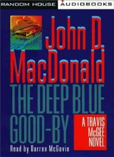 Travis McGee 01 - The Deep Blue Good-By