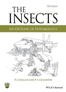 The Insects  An Outline of Entomology