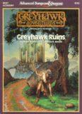 Greyhawk Ruins (Advanced Dungeons & Dragons module WGR1)