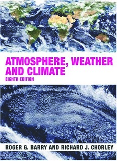Atmosphere Weather and Climate 8th ed - R Barry R Chorley
