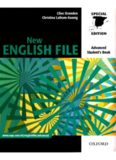 New English File: Student Book Advanced level: Six-level General English Course for Adults
