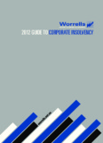 2012 guide to corporate insolvency - Worrells
