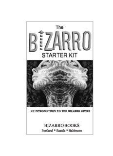 The Bizarro Starter Kit  (Orange)