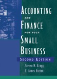 Accounting and Finance for your small business