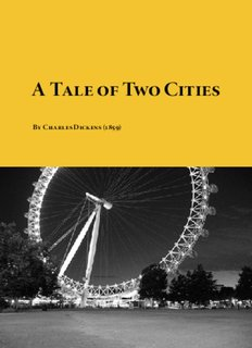 A Tale of Two Cities - Free eBooks at Planet eBook - Classic