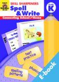 Skill Sharpeners Spell Write Grade K-4536e