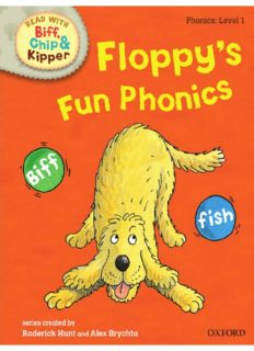 Oxford Reading Tree Read With Biff, Chip, and Kipper: Phonics: Level 1: Floppy's Fun Phonics (Book)