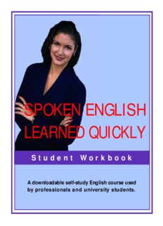 Download Learned Spoken English Quickly In Pdf