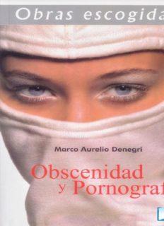 Obscenidad y Pornografía