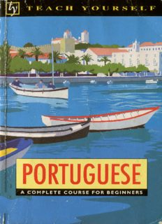 Teach Yourself Portuguese: A Complete Course for Beginners (with audio)