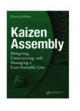Kaizen Assembly: Designing, Constructing, and Managing a Lean Assembly Line