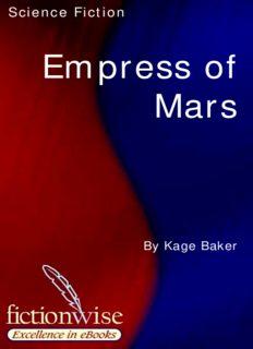 Baker, Kage - Empress of Mars