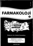 TUS DERS NOTU - FARMAKOLOJİ